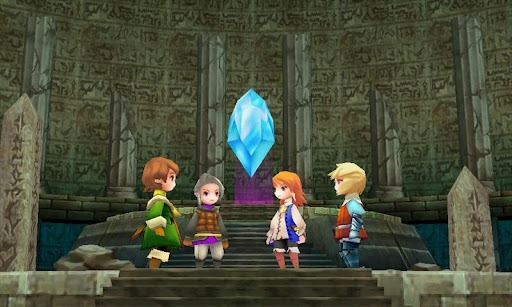 Ouya et Square Enix s'associent Final Fantasy 3 sortira au lancement de la console