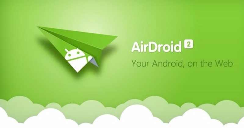 airdroid texto