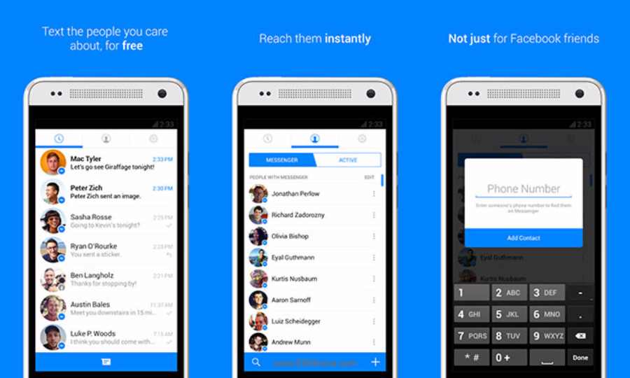 Facebook Messenger: Appstore for Android - Amazon.com