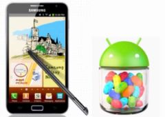 galaxy note la mise a jour android 4 1 2 jelly bean confirme par samsung