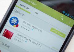 google mettre jour 17 applications android arrivee kitkat imminente