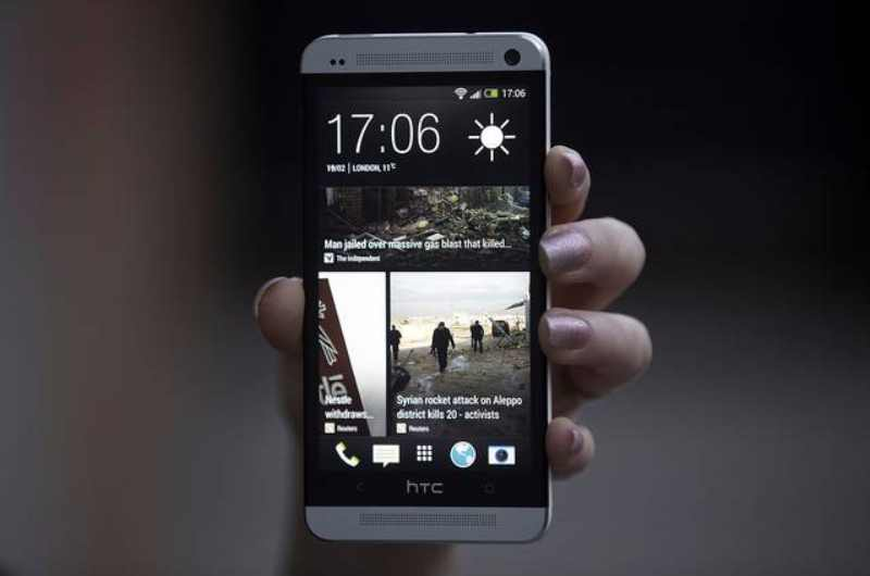 htc enceintes frontales