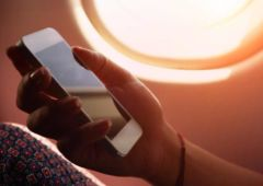 les smartphones et tablettes officiellement autorises dans les avions