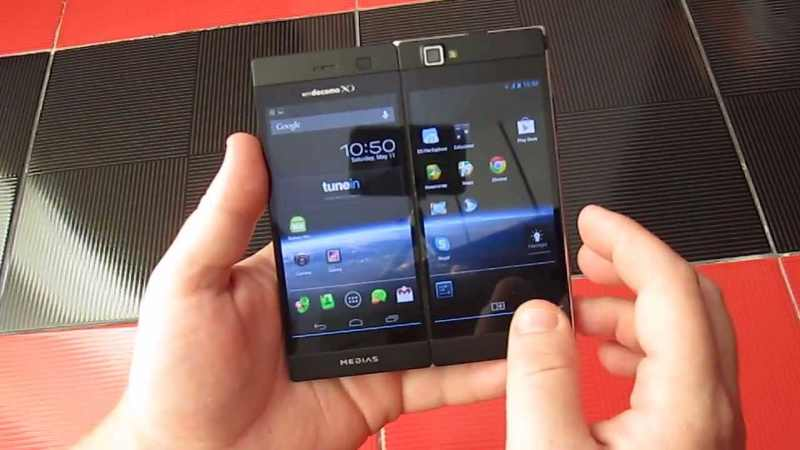 nec-medias-w-un-smartphone-a-deux-ecrans-qui-se-transforme-en-tablette