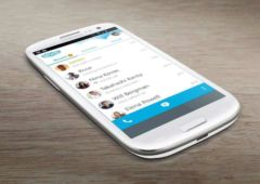 skype pour android mise a jour
