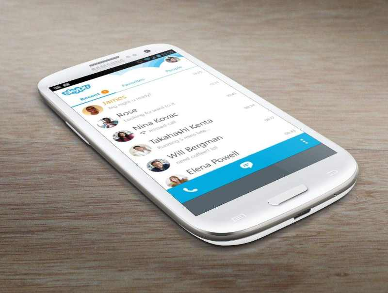 skype-pour-android-mise-a-jour