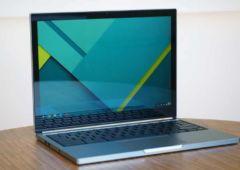chromebook pixel google officialise ultraportable chrome os