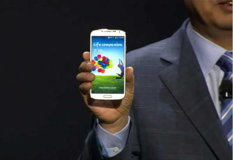 samsung galaxy s4 le teasing autour du samsung unpacked. Black Bedroom Furniture Sets. Home Design Ideas