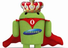 samsung occupe 8 places du top 10 des appareils android