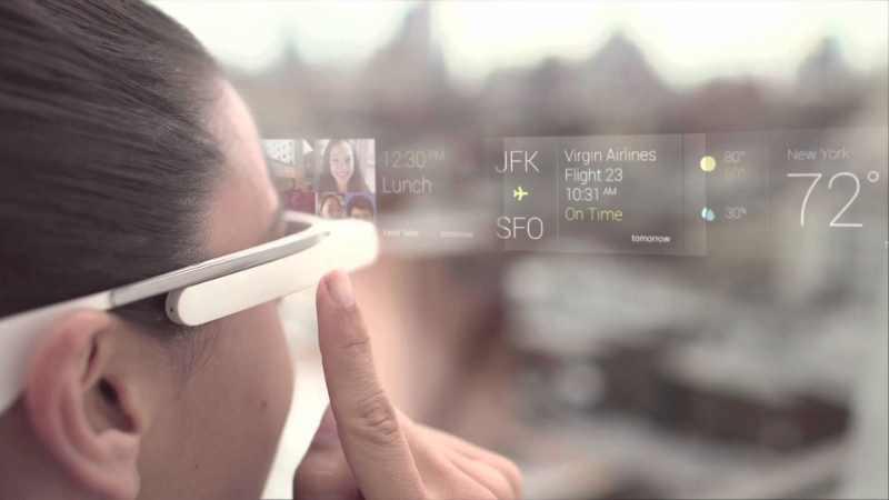 Google Glass: le code source suggère la présence d'une puce NFC