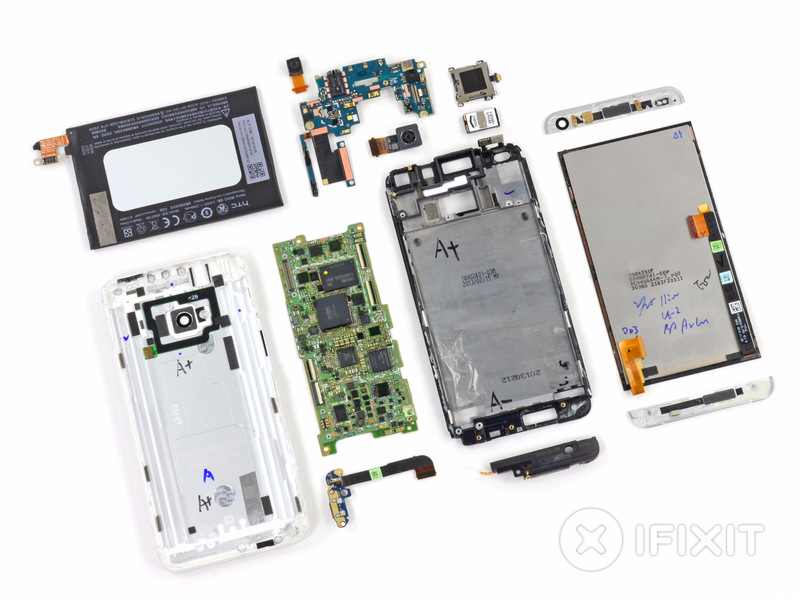htc-one-smartphone-decortique-ifixit