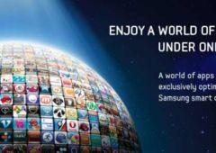 samsung lance nouvelle plateforme applications liee au samsung apps