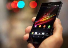 sony xperia z premiere mise a jour officielle du smartphone