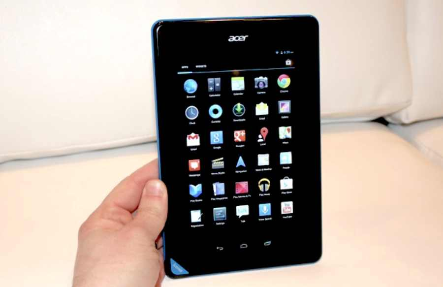 Acer Iconia B1: Lancement de la seconde génération avancé à juin
