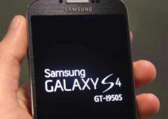 BootLoader verrouillé sur les Samsung Galaxy S4 ?