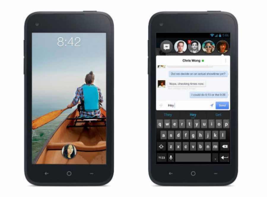 Facebook Home : pourquoi tant de compliments de la part de Google ?