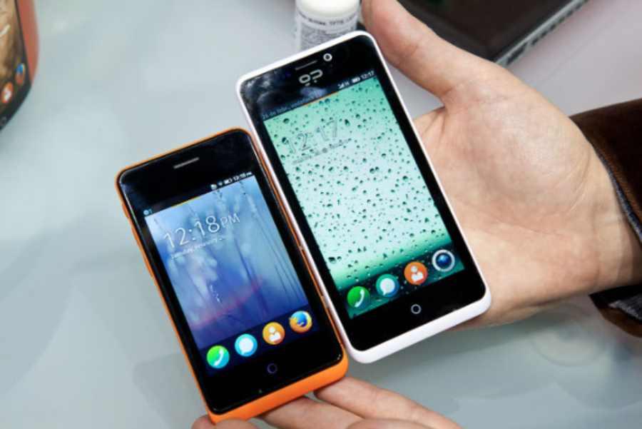Firefox OS : deux téléphones en France la semaine prochaine pour 91 et 149 euros