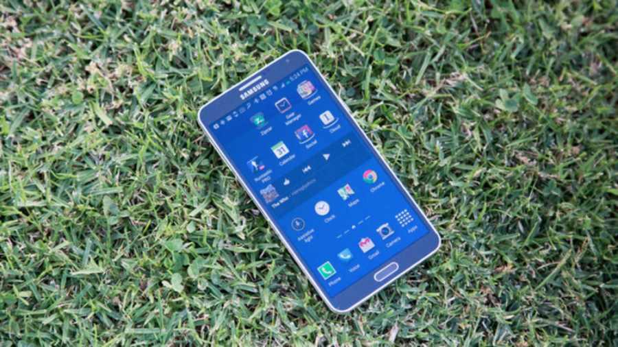 Galaxy Note 3 : un écran OLED en plastique chez Samsung ?