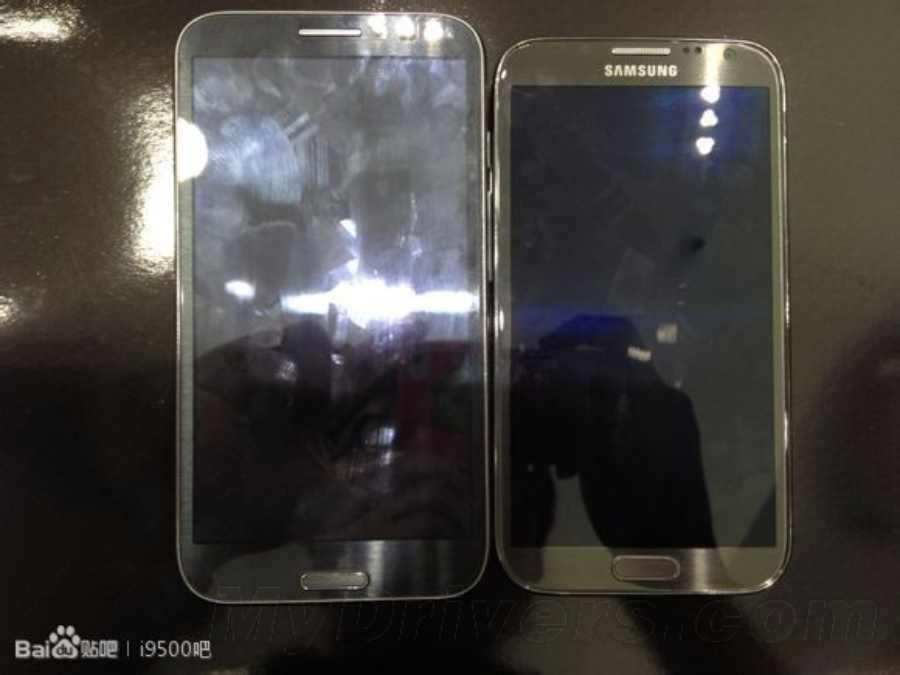 Galaxy Note 3 : première photo du téléphone avec un écran 5,99 pouces et 3Go de RAM ?