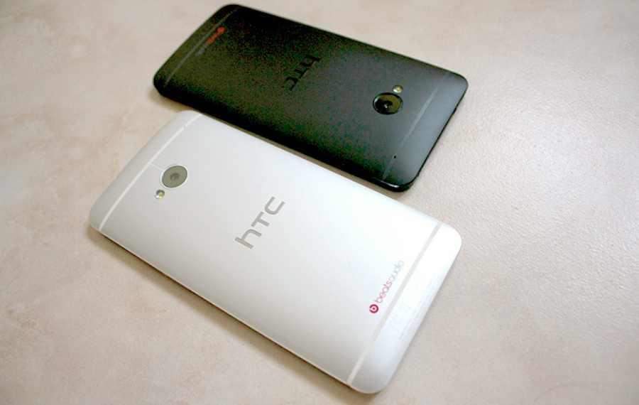 HTC One : le blanc c'est bien, le noir c'est mieux