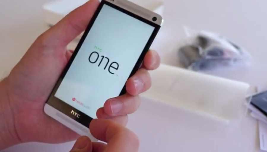 HTC One édition développeurs: Déballage et prise en main [Vidéo]