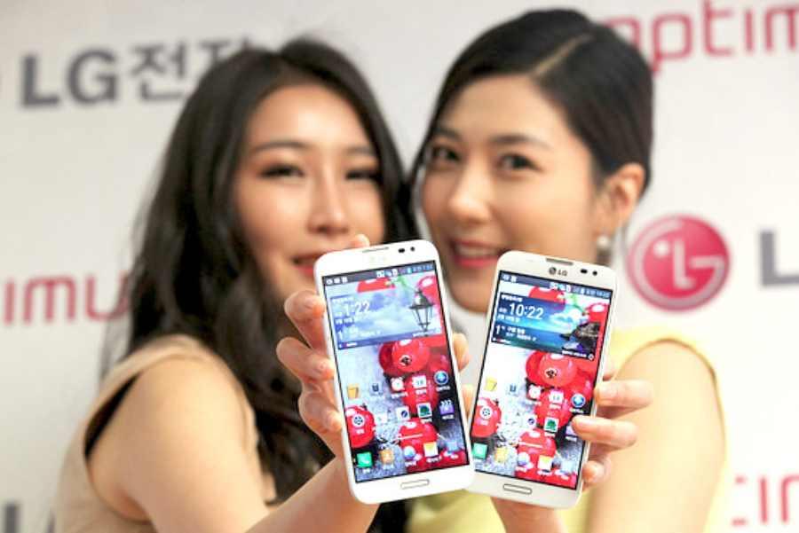 LG Optimus G Pro: Un lancement en grandes pompes à New York