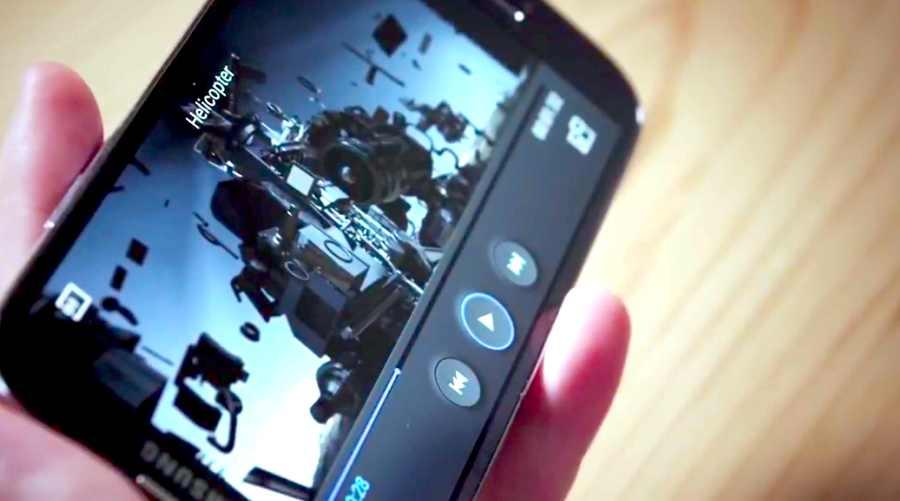 Samsung Galaxy S4 : l'histoire du design en vidéo