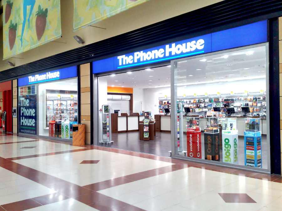 Boutique smartphone