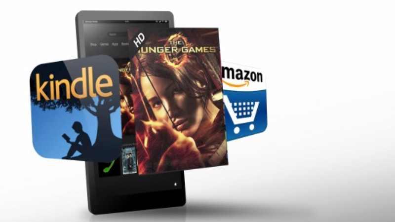 Amazon prépare un Kindle phone avec écran 3D ?