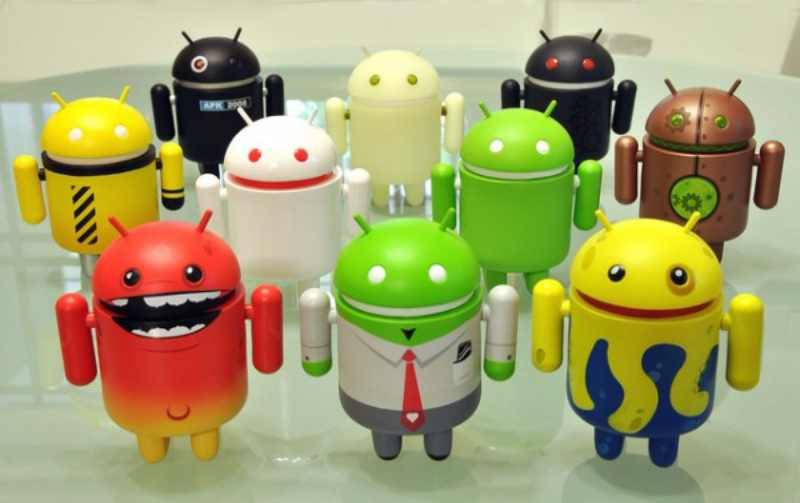 Android mange les parts de marché de ses concurrents