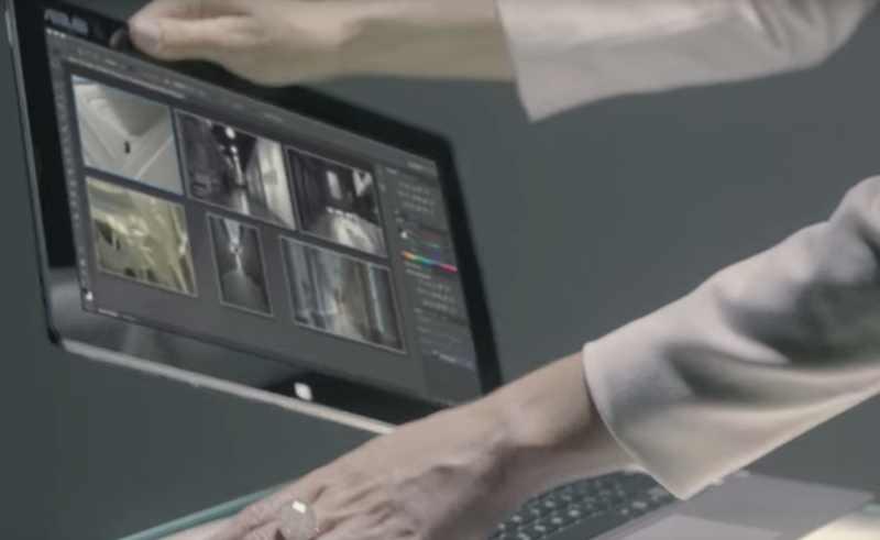 """Asus tease un nouveau produit """"Transformer"""" en vidéo"""