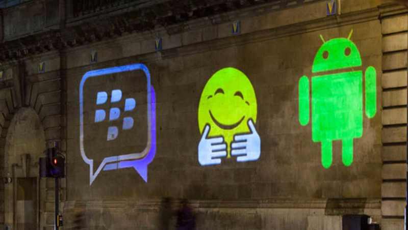 lackBerry Messenger arrive sur Android et iOS cet été
