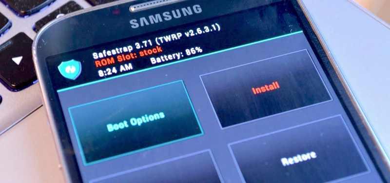 Le bootloader du Galaxy S4 déjà déverrouillé