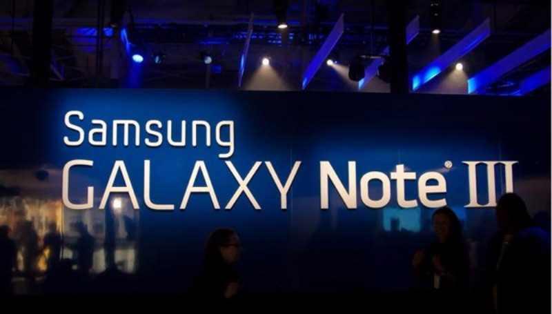 Le Galaxy Note 3 aurait un écran AMOLED 6 pouces non flexible