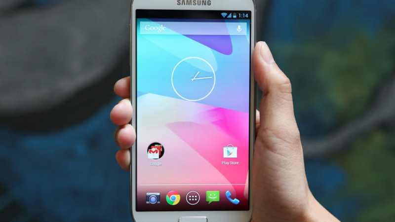Un Galaxy S4 Google Edition pour la Google I/O 2013 ?