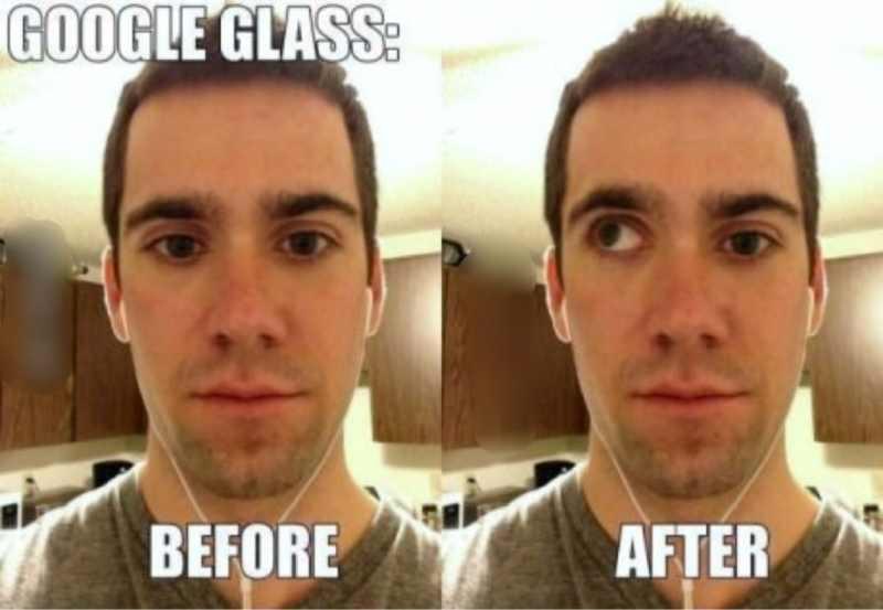 Google Glass : la santé de vos yeux est-elle en danger ?