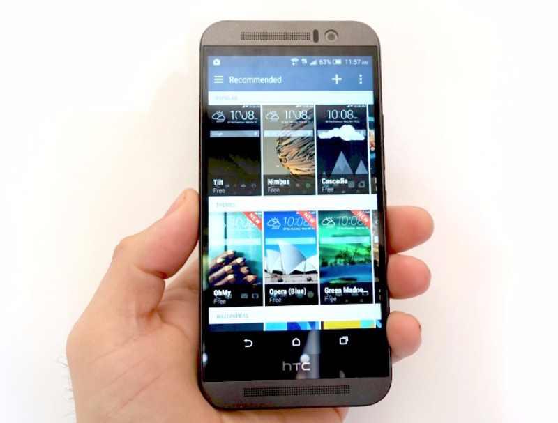 HTC vous reprend votre ancien téléphone pour l'achat d'un HTC One
