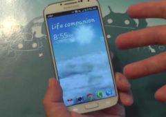 Personnalisez votre Galaxy S4 facilement en 3 minutes