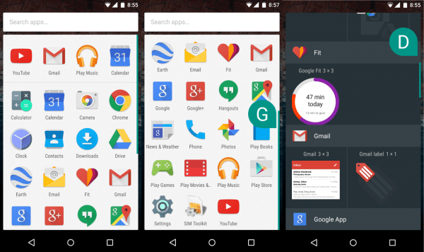 launcher android m