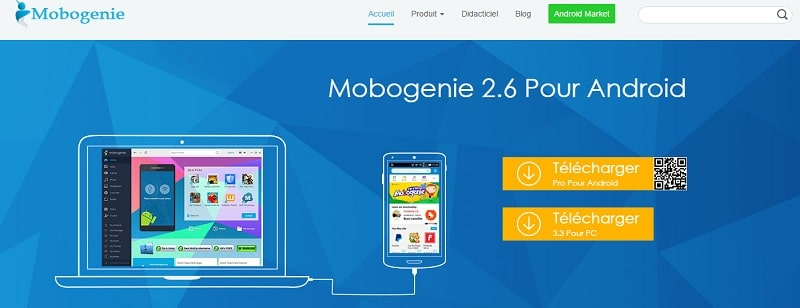 Mobogenie alternative Google Play