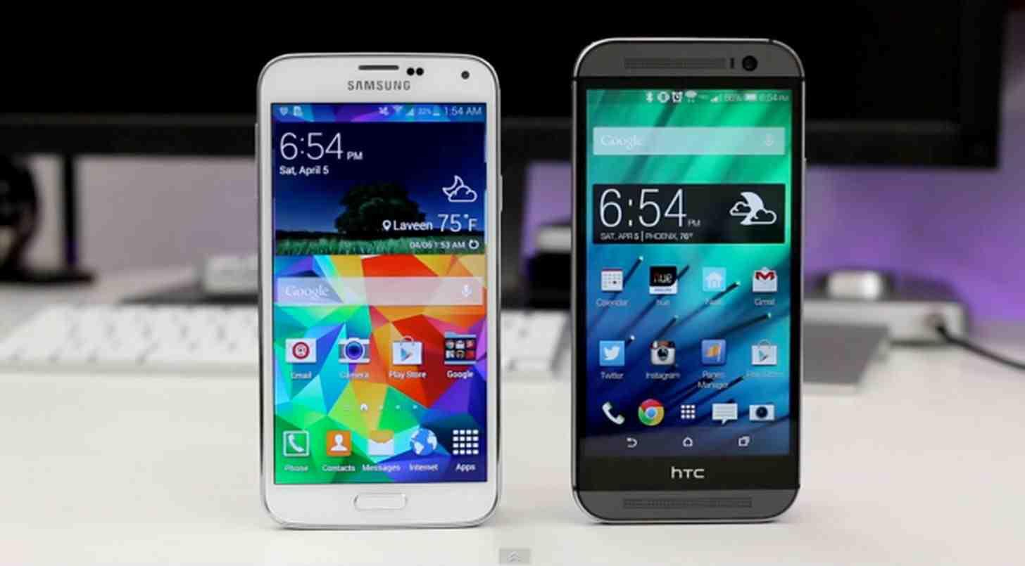 Samsung HTC domotique