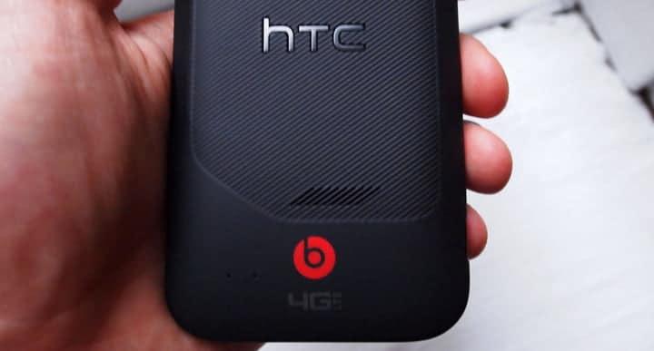 HTC et Beats Audio