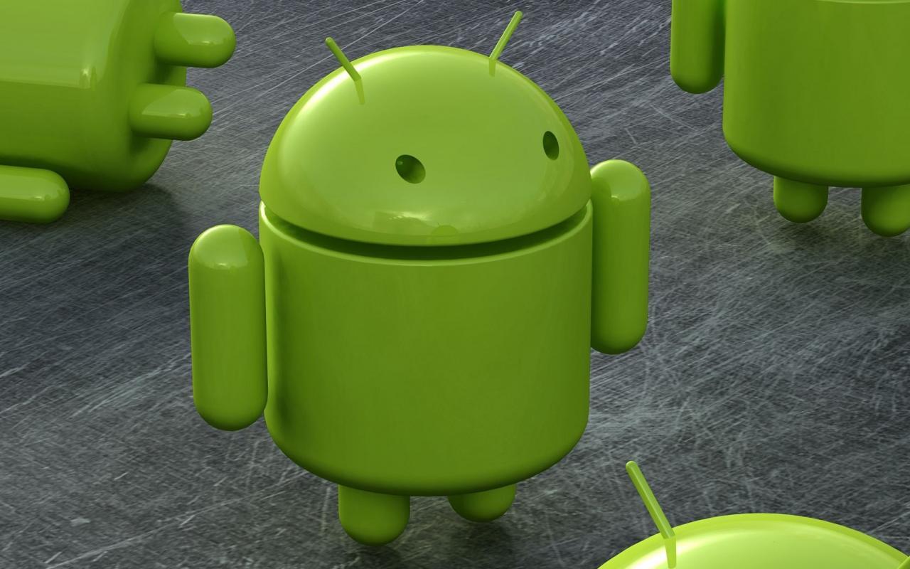 Bugdroid et l'historique de Android