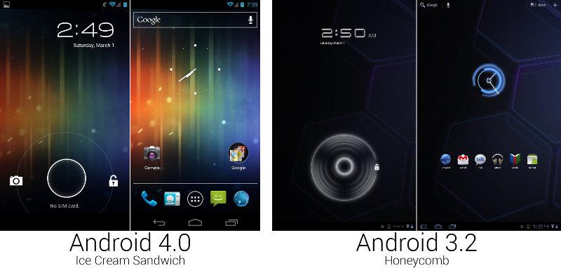 Android 4 Ice Cream Sandwich