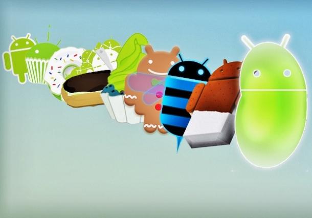 Android, son évolution et son futur