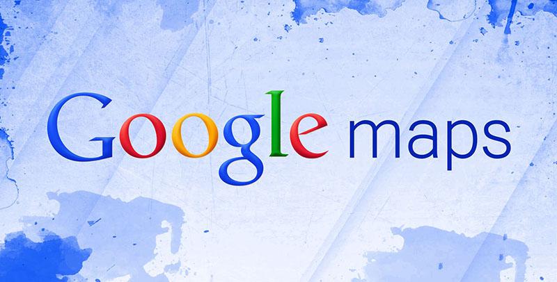 google maps sauvegarder carte