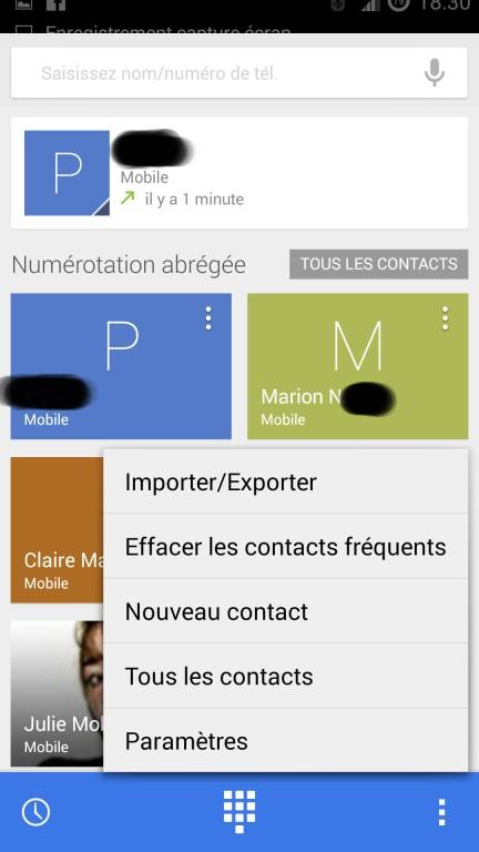 Guide de sauvegarde des données pour exporter