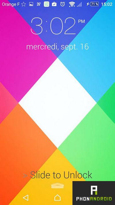 lockscreen iOS Android