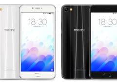 meizu m3x smartphone pas cher
