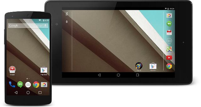 Nexus 6 et 9, les nouveaux appareils Google